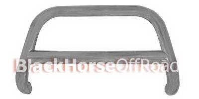 Grilles - Grille Guard - Black Horse - Ford F150 Black Horse Bull Bar Guard