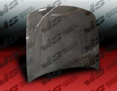 Maxima - Hoods - VIS Racing - Nissan Maxima VIS Racing OEM Black Carbon Fiber Hood - 95NSMAX4DOE-010C