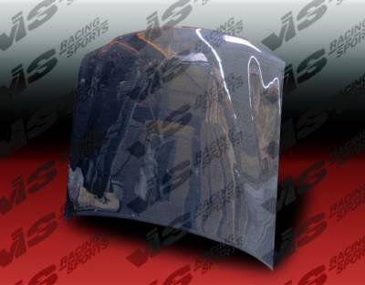 Malibu - Hoods - VIS Racing - Chevrolet Malibu VIS Racing OEM Black Carbon Fiber Hood - 97CHMAL4DOE-010C