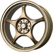 Wheels - Vw 17 Inch Wheel Set - 5Zigen - FN01R-C