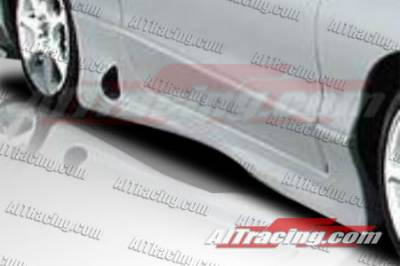 Probe - Side Skirts - AIT Racing - Ford Probe AIT Racing Sensei Style Side Skirts - FO93HISENSS