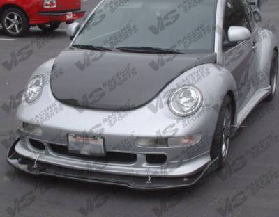 Beetle - Hoods - VIS Racing - Volkswagen Beetle VIS Racing OEM Black Carbon Fiber Hood - 98VWBEE2DOE-010C