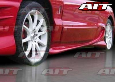 Probe - Side Skirts - AIT Racing - Ford Probe AIT VS Style Side Skirts - FP93HIVSSSS