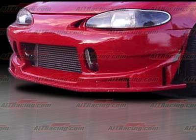 Escort - Front Bumper - AIT Racing - Ford Escort AIT Racing BC Style Front Bumper - FX98HIBCSFB4