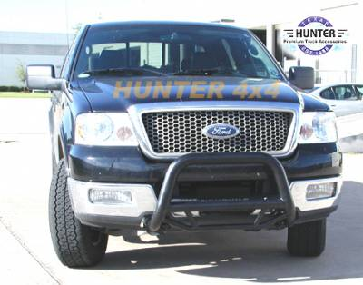Grilles - Grille Guard - Custom - Bull Grille Push Guard
