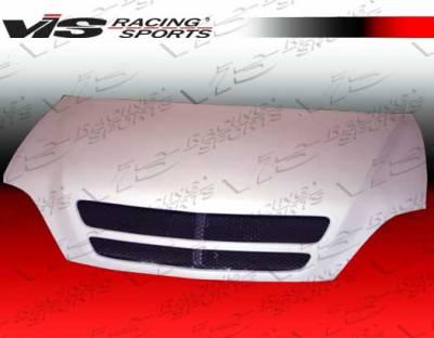 RX300 - Hoods - VIS Racing - Lexus RX300 VIS Racing Techno-R Fiberglass Hood - 99LXRX34DTNR-010