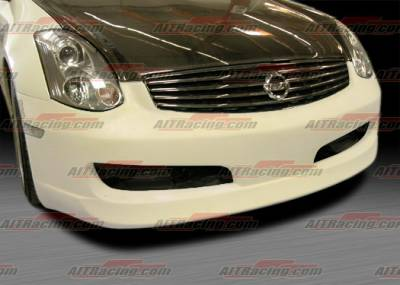G35 4Dr - Front Bumper - AIT Racing - Infiniti G35 AIT Racing Spec-I Style Front Bumper - G3503HIINGFB2