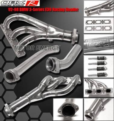 Exhaust - Custom Fit Exhaust - Custom - OBX EXHAUST HEADER