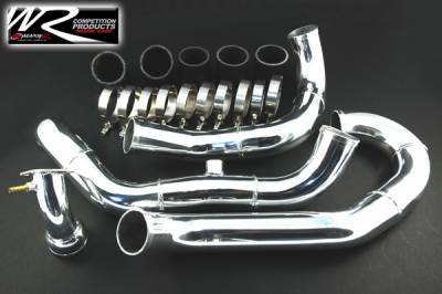 Performance Parts - Intercooler Kit - Weapon R - Mitsubishi Lancer Weapon R Intercooler Pipe Kit - 501-111-104