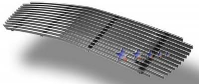 Grilles - Custom Fit Grilles - APS - GMC Jimmy APS Billet Grille - Upper - Aluminum - G65718A