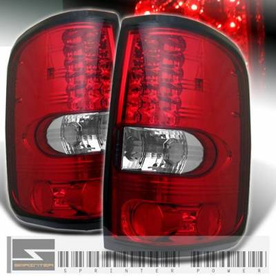 X3 - Red XL XLT STX LED