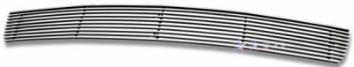 Grilles - Custom Fit Grilles - APS - GMC Sierra APS Billet Grille - Bumper - Stainless Steel - G66495S