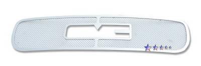 Grilles - Custom Fit Grilles - APS - GMC Denali APS Wire Mesh Grille - G75703T
