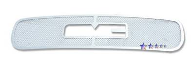 Grilles - Custom Fit Grilles - APS - GMC Yukon APS Wire Mesh Grille - G75703T