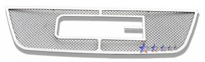 Grilles - Custom Fit Grilles - APS - GMC Acadia APS Wire Mesh Grille - Upper - Stainless Steel - G76515T