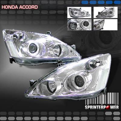 Headlights & Tail Lights - Headlights - Custom - Euro Halo Pro Headlights