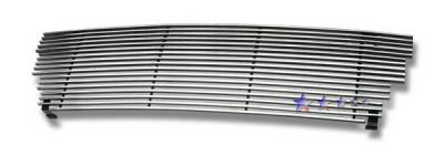 Grilles - Custom Fit Grilles - APS - GMC Canyon APS Billet Grille - Upper - Stainless Steel - G85474S