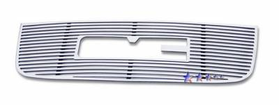 Grilles - Custom Fit Grilles - APS - GMC Envoy APS CNC Perimeter Grille - G95330A