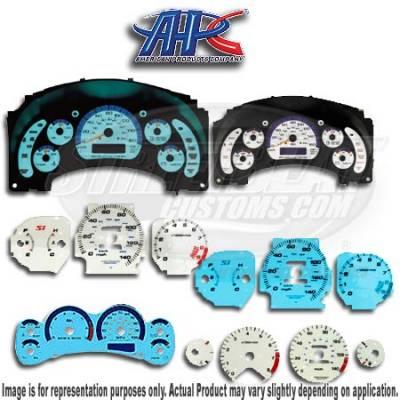 Car Interior - Gauges - APC - Civic Si Manual Speed Glo Gauge
