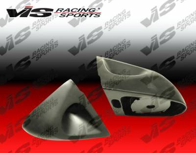 Body Kits - Mirrors - VIS Racing - Mitsubishi Eclipse VIS Racing RD Power Mirror - 95MTECL2DRD-014