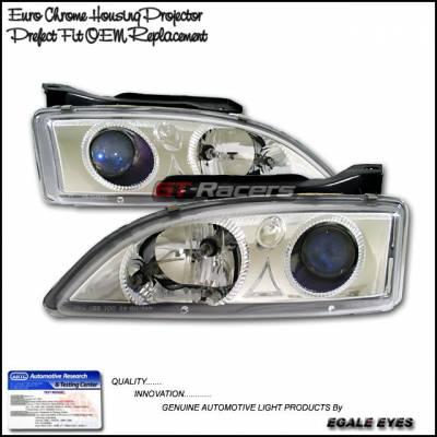 Headlights & Tail Lights - Headlights - Custom - Euro Pro Headlights