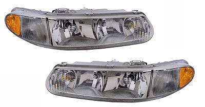 Headlights & Tail Lights - Headlights - Custom - Stock Headlights