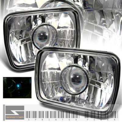 Headlights & Tail Lights - Headlights - Custom - Clear Pro Headlights