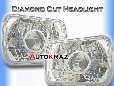 Headlights & Tail Lights - Headlights - Custom - Diamond Pro Headlights