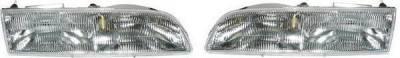 Headlights & Tail Lights - Headlights - Custom - Clear Headlights