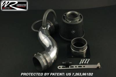 Air Intakes - OEM - Weapon R - Mazda Protege Weapon R Secret Weapon Air Intake - 302-114-101