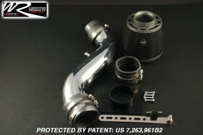 Air Intakes - OEM - Weapon R - Mazda Protege Weapon R Secret Weapon Air Intake - 302-120-101