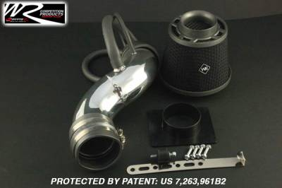 Air Intakes - OEM - Weapon R - Nissan Altima Weapon R Secret Weapon Air Intake - 304-112-101
