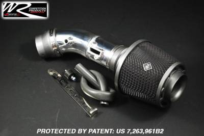 Air Intakes - OEM - Weapon R - Nissan Altima Weapon R Secret Weapon Air Intake - 304-135-101