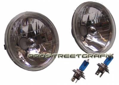 Headlights & Tail Lights - Headlights - Custom - Euro Clear Xenon Headlights