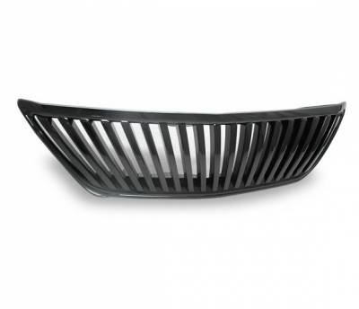 Grilles - Custom Fit Grilles - 4CarOption - Lexus RX300 4CarOption Front Hood Grille - GRZ-RX3300406-BK