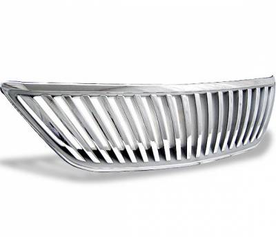 Grilles - Custom Fit Grilles - 4CarOption - Lexus RX300 4CarOption Front Hood Grille - GRZ-RX3300406-CM