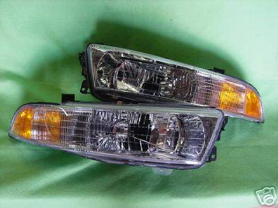 Headlights & Tail Lights - Headlights - Custom - Clear Headlights