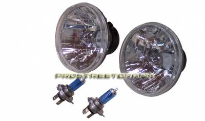 Headlights & Tail Lights - Headlights - Custom - Euro Xenon HID Headlights