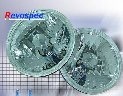 Headlights & Tail Lights - Headlights - Custom - Diamond Cut Headlights