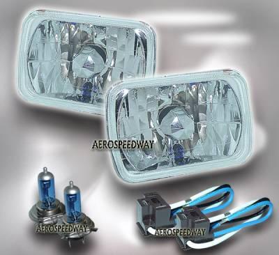 Headlights & Tail Lights - Headlights - Custom - Tercel Diamond  Headlights