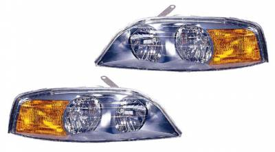 Headlights & Tail Lights - Headlights - Custom - Replacement Headlights