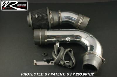 Air Intakes - OEM - Weapon R - Ford F-Series Weapon R Secret Weapon Air Intake - 601-117-101
