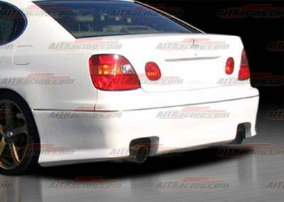 GS - Rear Bumper - AIT Racing - Lexus GS AIT Racing REV Style Rear Bumper - GS98HIREVRB