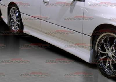 GS - Side Skirts - AIT Racing - Lexus GS AIT Racing REV Style Side Skirts - GS98HIREVSS