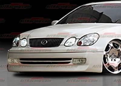 GS - Front Bumper - AIT Racing - Lexus GS AIT Racing VIP Style Front Bumper - GS98HIVIPFB