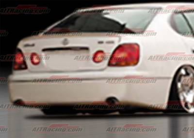GS - Rear Bumper - AIT Racing - Lexus GS AIT Racing VIP Style Rear Bumper - GS98HIVIPRB