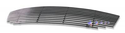 Grilles - Custom Fit Grilles - APS - Honda Accord 4DR APS Billet Grille - Upper - Aluminum - H66555A