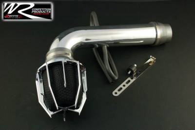 Air Intakes - OEM - Weapon R - Honda Accord Weapon R Dragon Air Intake - 801-121-101