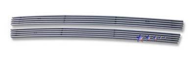 Grilles - Custom Fit Grilles - APS - Honda Fit APS Grille - H66694A