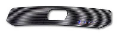 Grilles - Custom Fit Grilles - APS - Honda Ridgeline APS Grille - H66697A